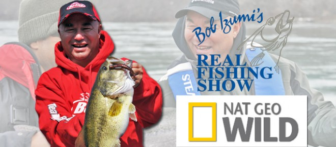 <h3>The Real Fishing Show now on Nat Geo Wild</h3><p> Want to watch more of Bob?! Catch Bob now on Nat Geo Wild starting Sunday February 2nd at 8 am. </p>