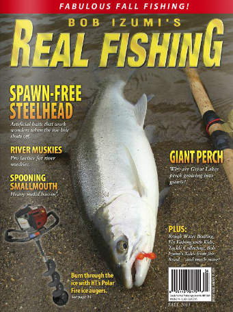 Real Fishing Magazine – Fall 2013