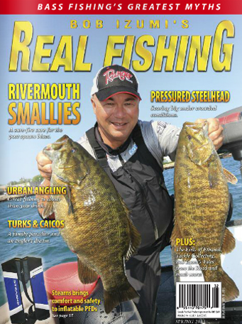 Real Fishing Magazine – Spring 2013