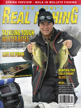 Real Fishing Magazine – Winter 2014