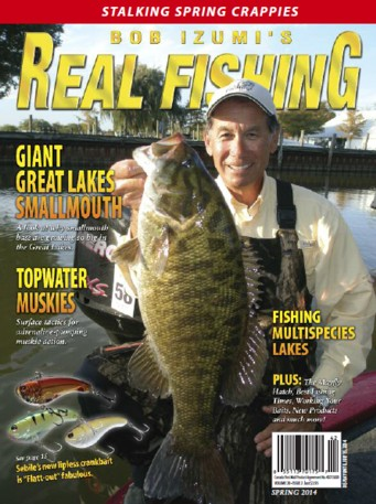 Real Fishing Magazine – Spring 2014