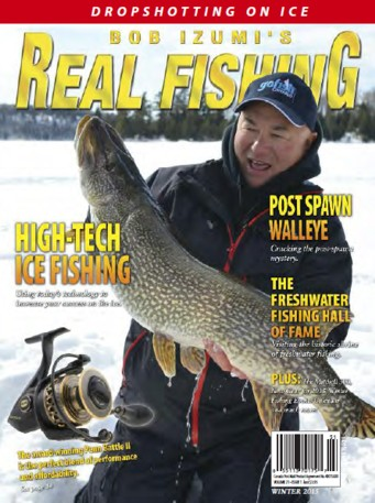 Real Fishing Magazine – Winter 2015