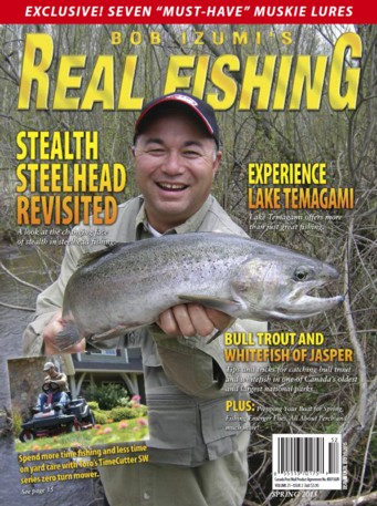 Real Fishing Magazine – Spring 2015