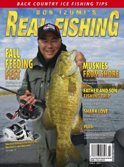 Real Fishing Magazine – Fall 2015