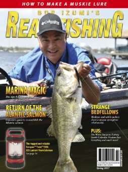 Real Fishing Magazine – Spring 2017