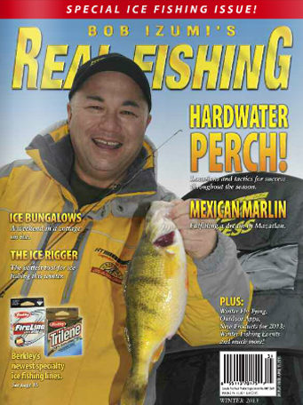 Real Fishing Magazine – Winter 2013
