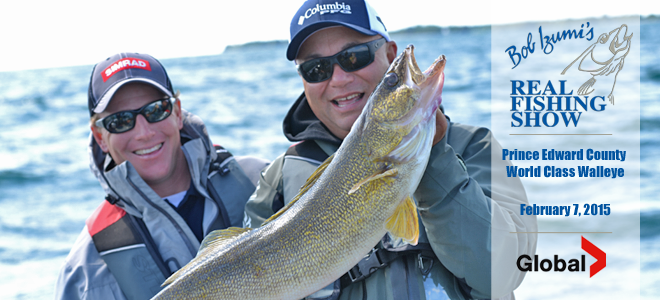 Prince Edward County World Class Walleye