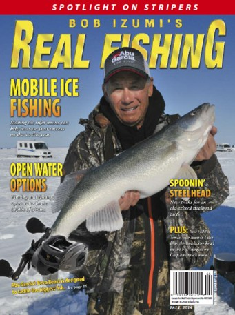 Real Fishing Magazine – Fall 2014