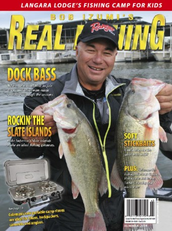 Real Fishing Magazine – Summer 2014