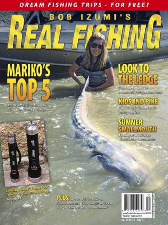 Real Fishing Magazine – Summer 2015
