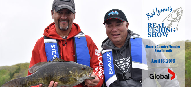 Algoma Country Monster Smallmouth