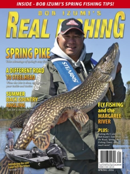 Real Fishing Magazine – Spring 2016