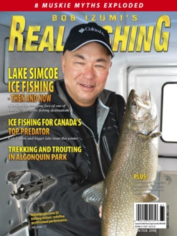 Real Fishing Magazine – Winter 2016