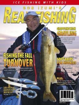 Real Fishing Magazine – Fall 2016