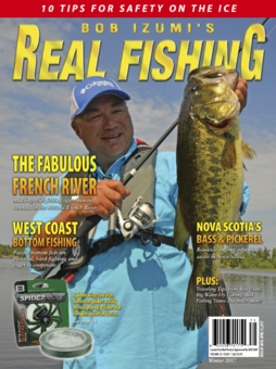 Real Fishing Magazine – Winter 2017