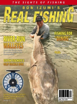 Real Fishing Magazine – Fall 2017