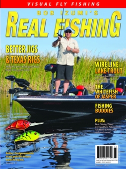 Real Fishing Magazine – Summer 2017