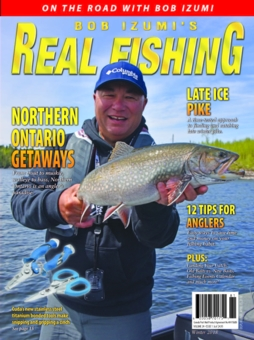Real Fishing Magazine – Winter 2018