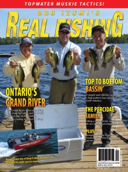 Real Fishing Magazine – Spring 2018