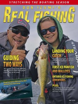 Real Fishing Magazine – Fall 2018