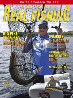 Real Fishing Magazine – Spring 2019