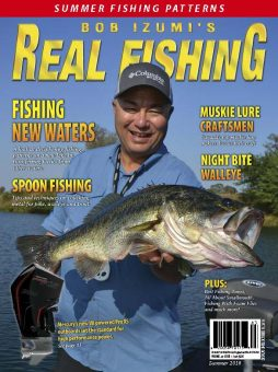 Real Fishing Magazine – Summer 2018