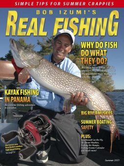 Real Fishing Magazine – Summer 2019