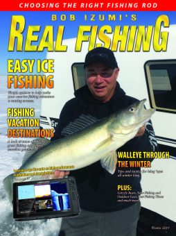 Real Fishing Magazine – Winter 2019