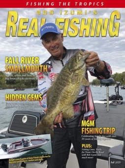 Real Fishing Magazine – Fall 2019